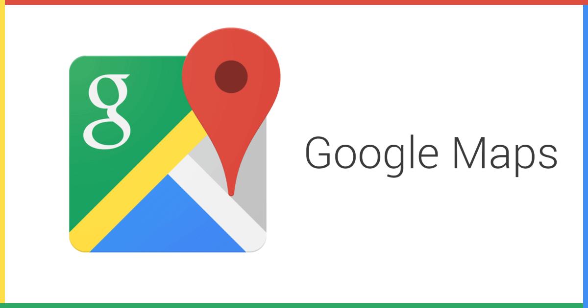 武庫之荘でGoogleマップ