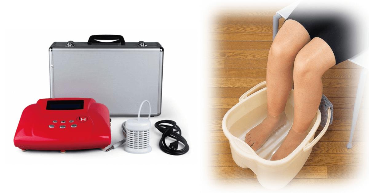水素風呂で足湯の効果